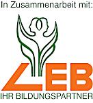 Unsere Bildungsarbeit findet in Zusammenarbeit mit der LEB statt