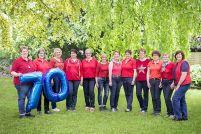 Landfrauen Vorstand zum 70.Geburtstag