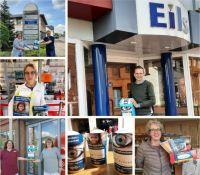 Brillensammelstellen in Wagenfeld, Rehden und Barver